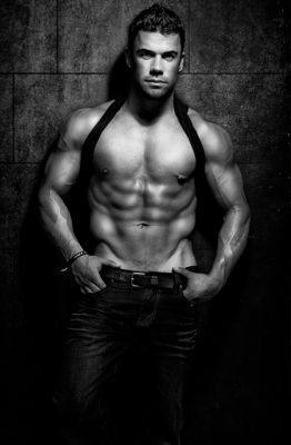 Jake Strippergram