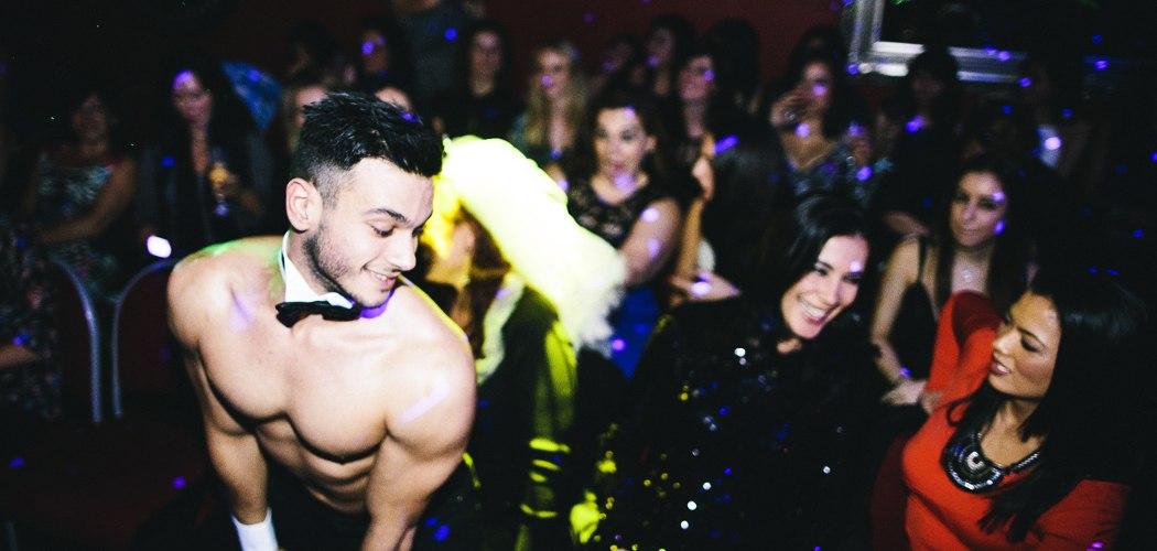 Strippergrams – Male Strippers Show – Sydney Hotshots