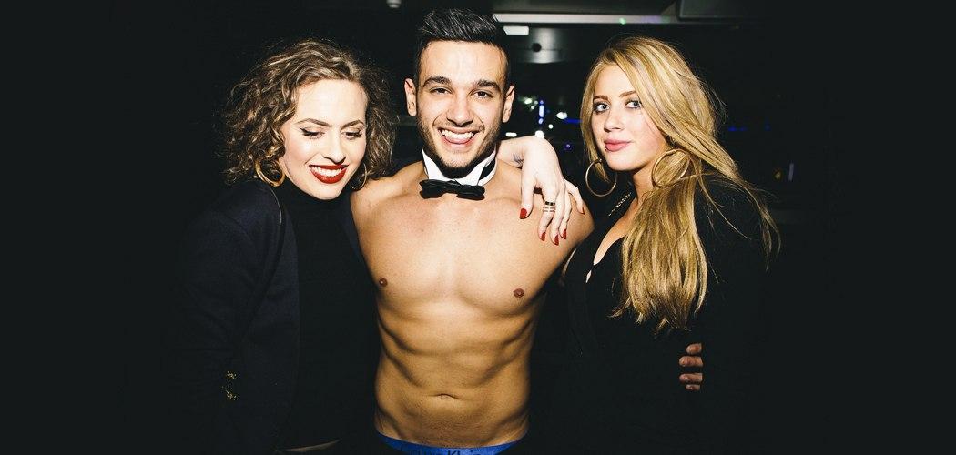 Topless Waiters - Sydney Hotshots